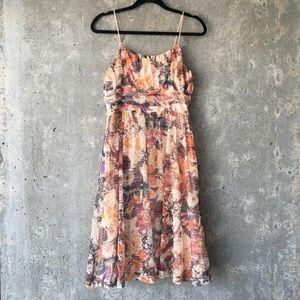 🔥BOGO Maeve Anthropologie Lace Overlay Dress